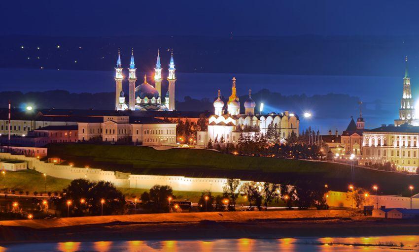 Ночная Казань - достопримечательности, куда сходить и что можно посмотреть