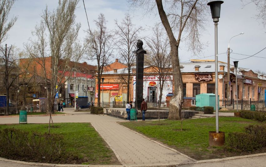 Хлебная площадь, Самара
