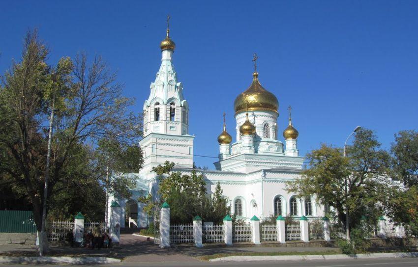 Фото храма Серафима Саровского в Ростове-на-Дону