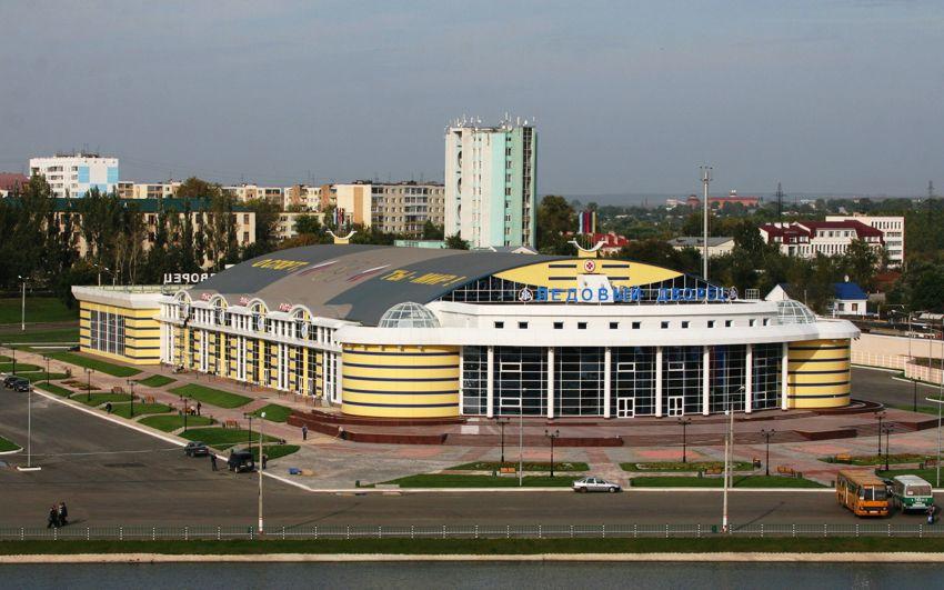 Ледовый дворец, Саранск