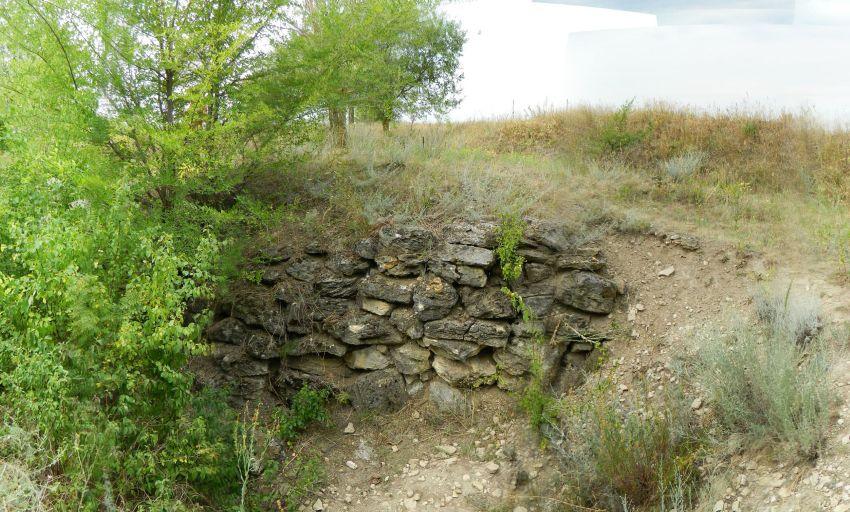 Остатки Ливенцовской крепости в Ростове-на-Дону