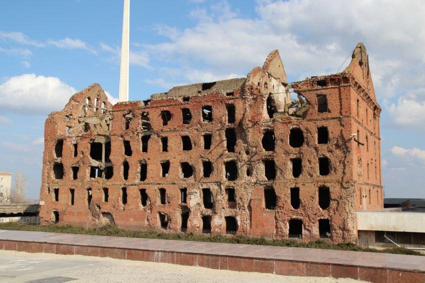 Мельница Гергардта в Волгограде