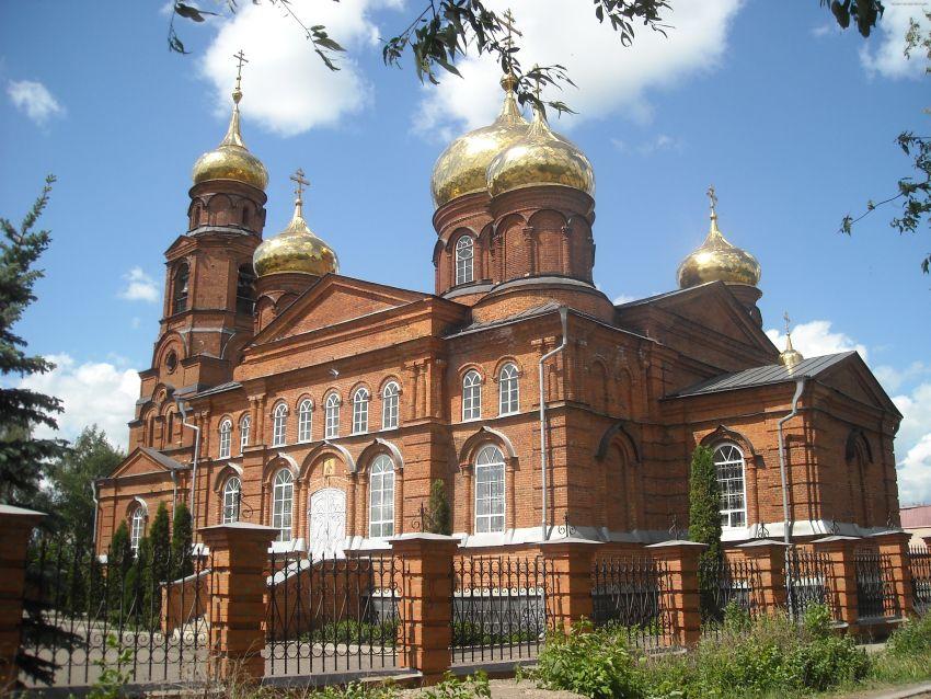 Никольская Церковь в Саранске