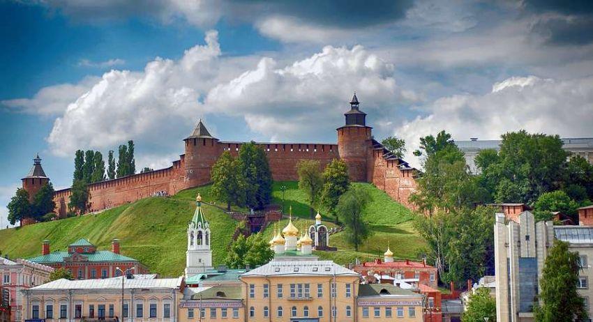 Нижегородский Кремль - фото
