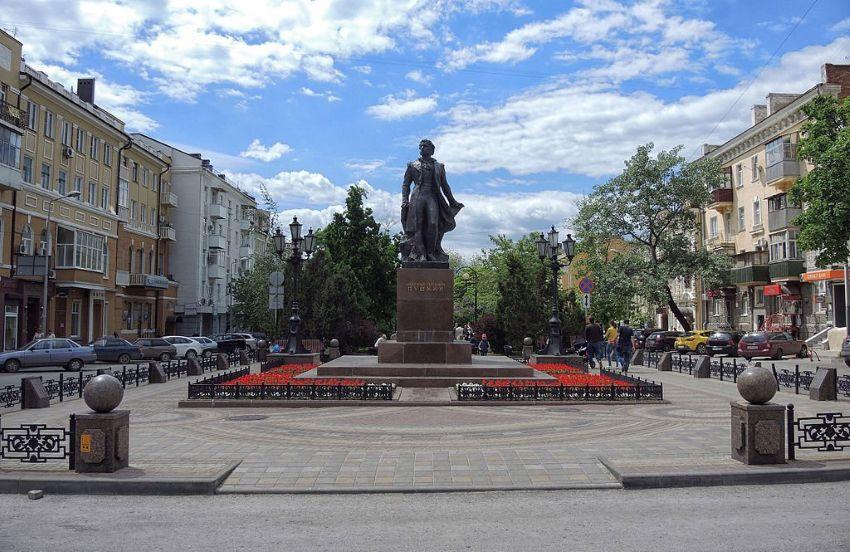 Пушкинская улица в Ростове-на-Дону