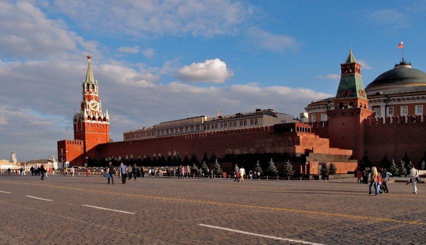 Красная Площадь - достопримечательность в Москве