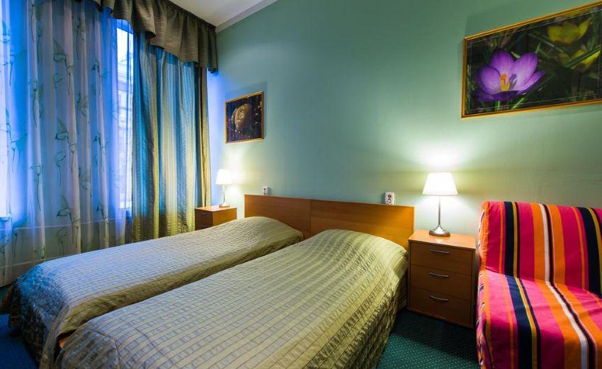 Отель Репин