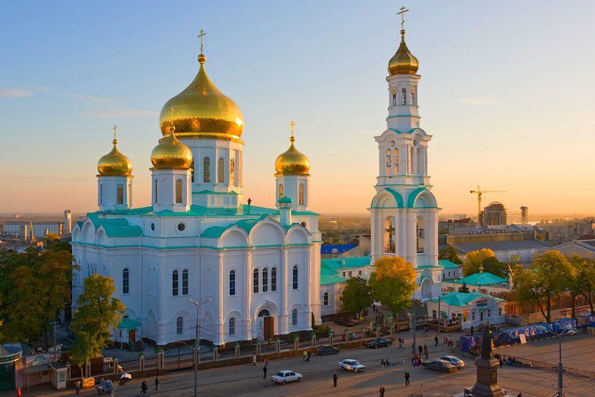 Ростовский Кафедральный Собор в Ростове-на-Дону