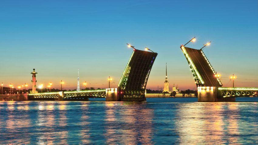 Санкт-Петербург ЧМ-2018