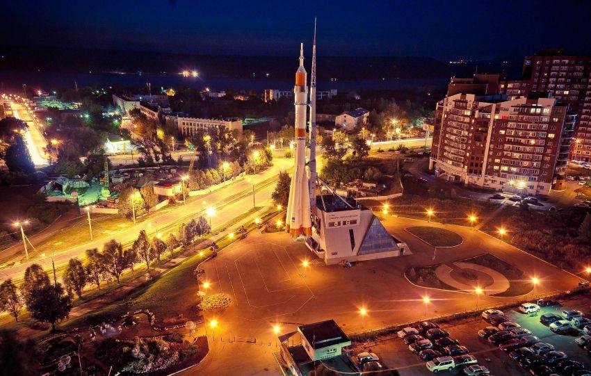 город Самара - достопримечательности, фото и описание