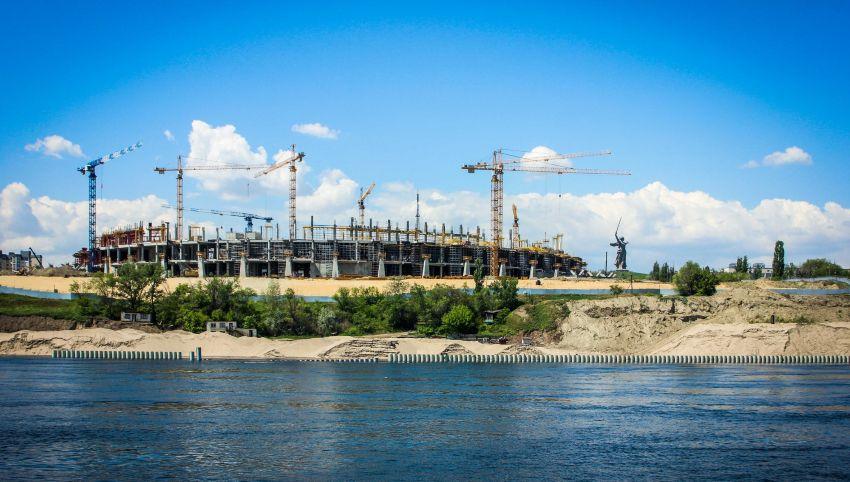 "Стадион ""Арена Победа"", Волгоград"