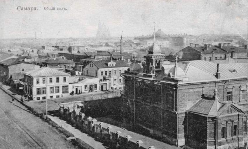 Старая Самара - фотография