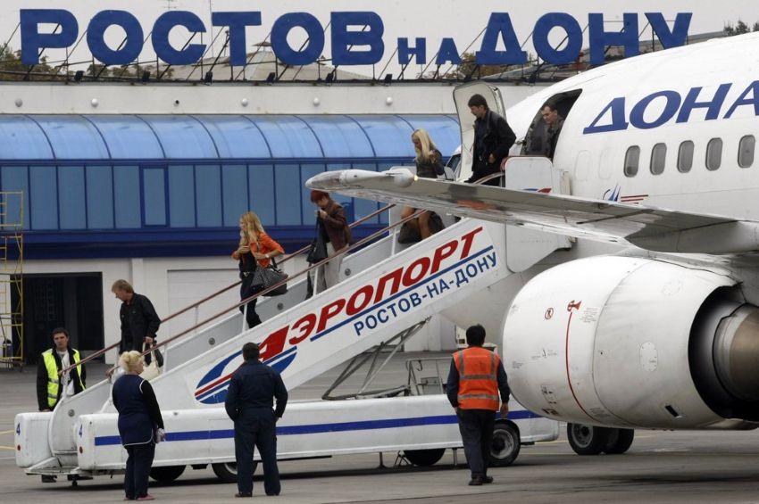 Такси в аэропорт в Ростове-на-Дону