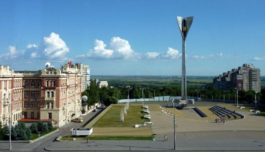 Театральная Площадь, Ростов-на-Дону