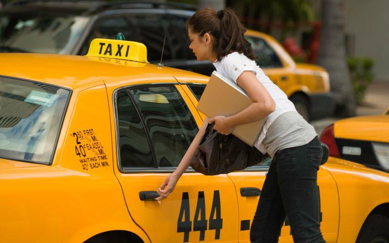 Как заказать такси в Ростове-на-Дону