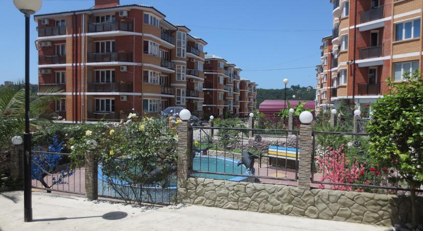 Гостиничный комплекс в Сочи - Лесное