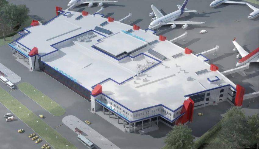 Как доехать из аэропорта Храброво