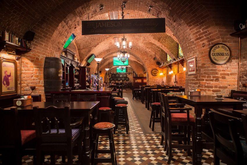 «Tap & Barret Pub», Москва