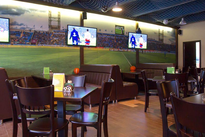 Спорт бары в Саранске - спортивные бары, адреса, контакты, фото