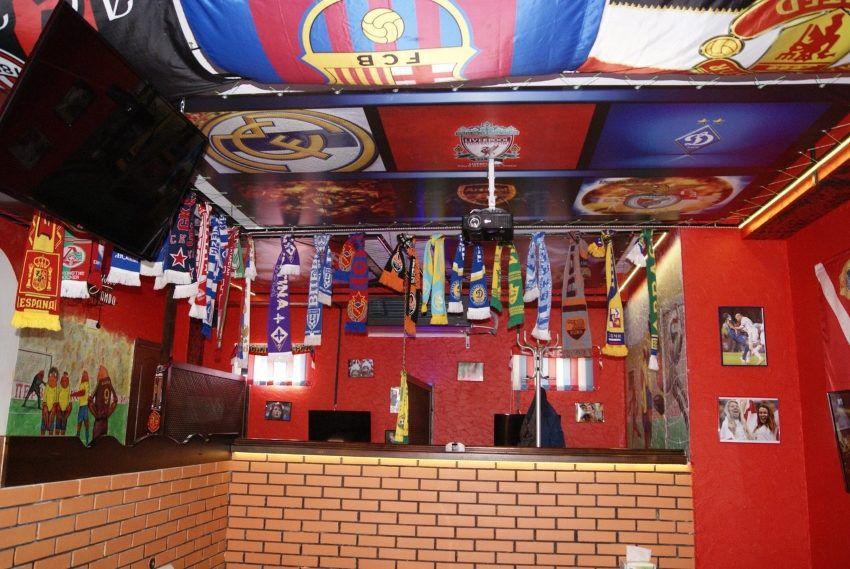 Где посмотреть футбол в Сочи