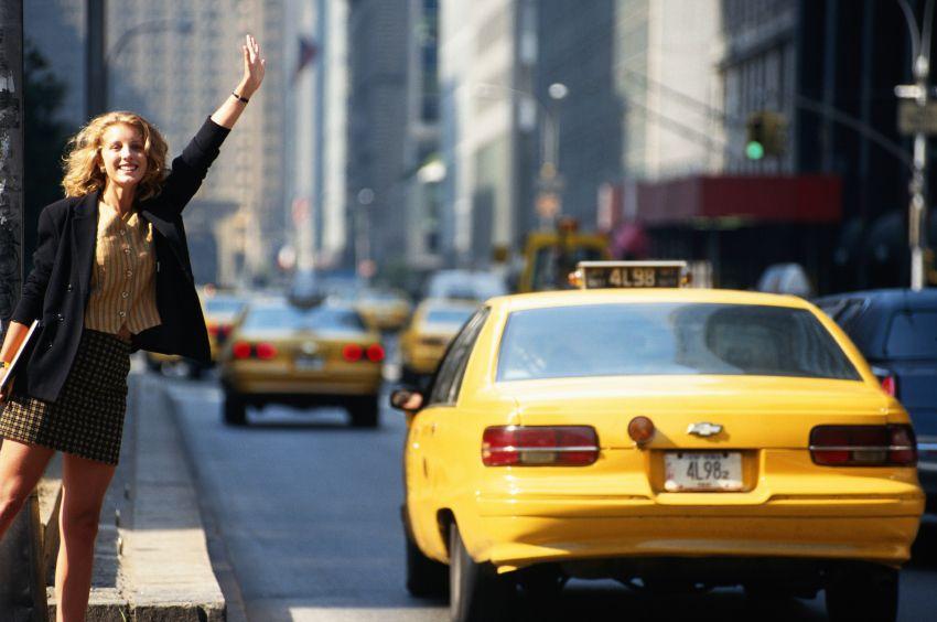 Как заказать такси в Екатеринбурге