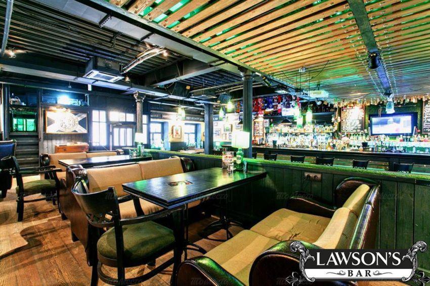 «Lawson'S Бар», Москва