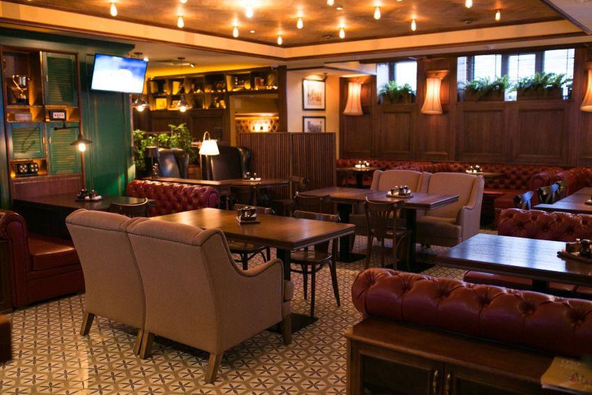 """Ресторан """"Pool Bar & Grill"""", Самара - спортивный бар"""