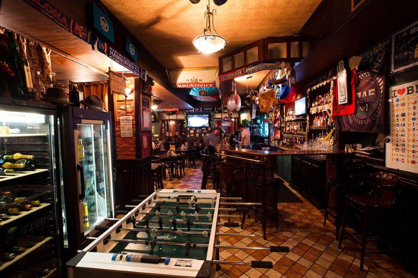 Pub № 1, Санкт-Петербург
