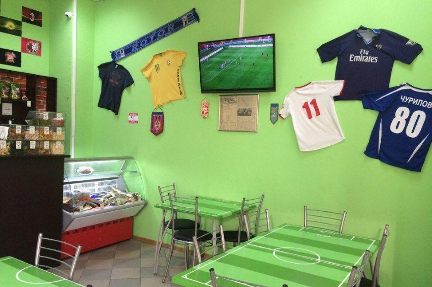 "Спорт бар ""ATMOsfera"" в Волгограде"