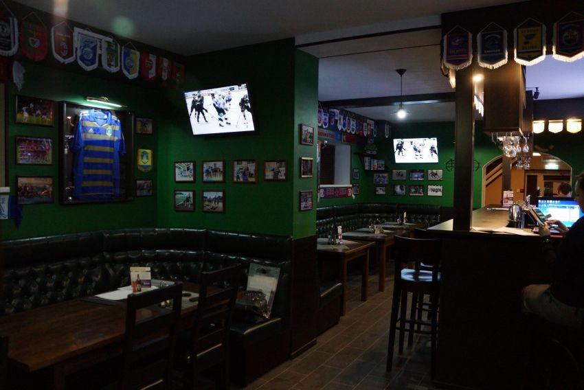 Спортивные бары Екатеринбурга