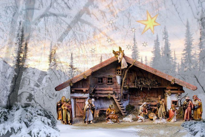 Рождество - любимый праздник христиан