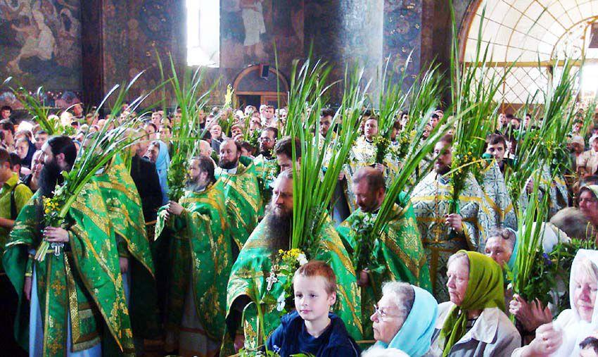 Богослужение на Троицу - когда и в какой день отмечают у православных