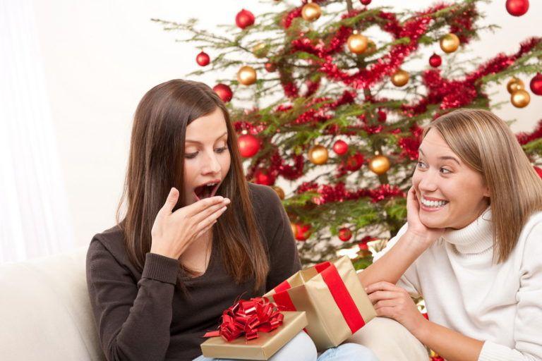 Что подарить сестре на новый год 2017 от сестры