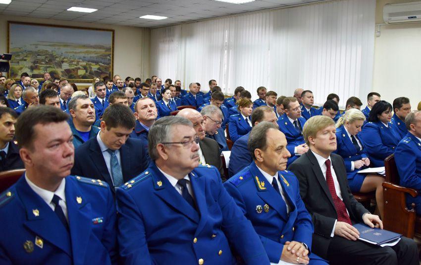 День прокуратуры в России