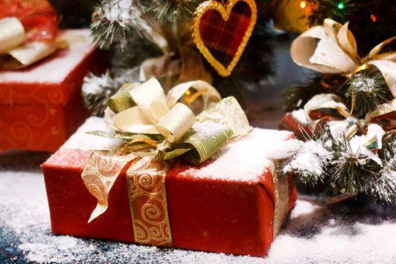 Подарки на новый год. не дорогие 278