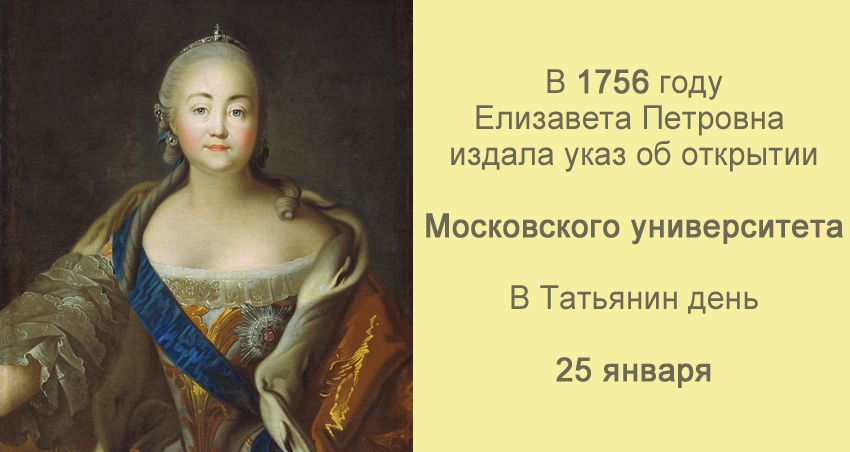 История создания праздника день студента в России
