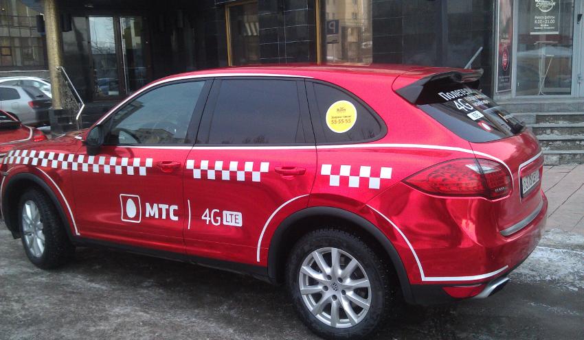 Как заказать такси в Нижнем Новгороде