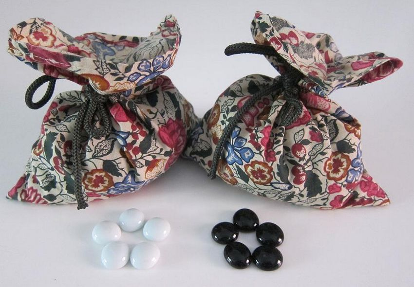 мешочки-амулеты