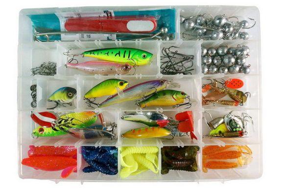 что нужно купить рыболову