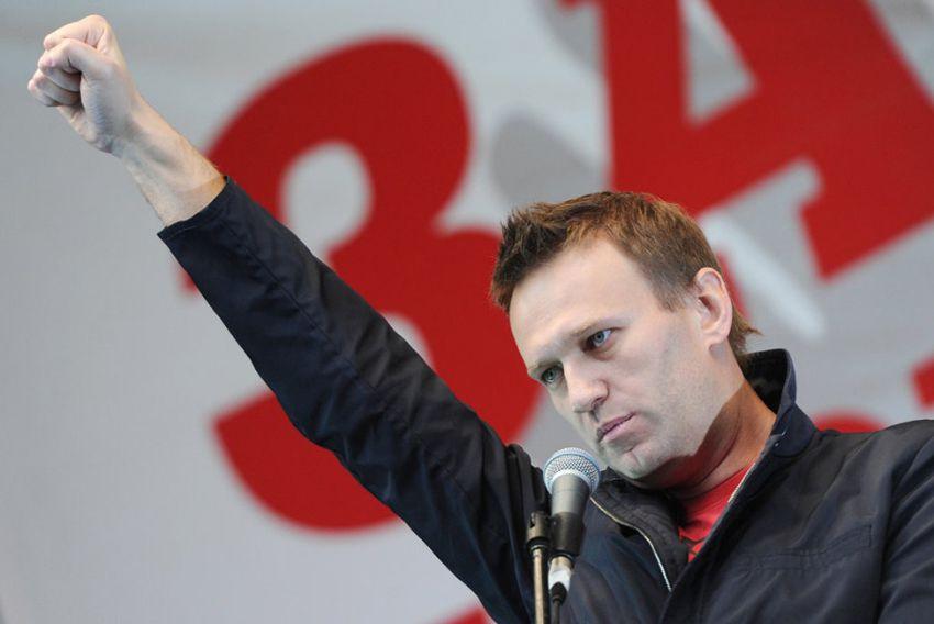 Алексей Анатольевич Навальный - - кандидат в президенты России в 2018 году