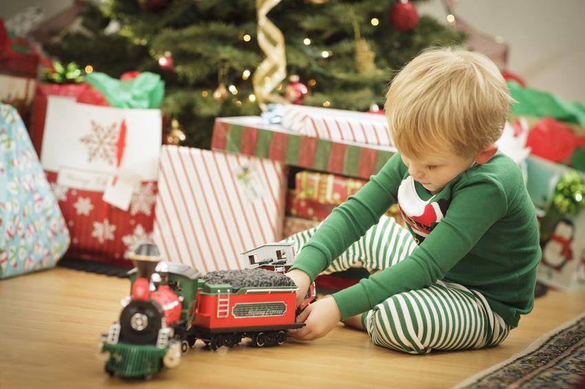новогодний подарок мальчику
