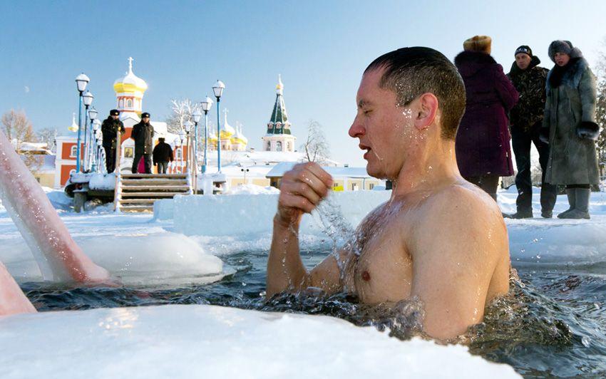 Когда купаются на крещение в 2018 году