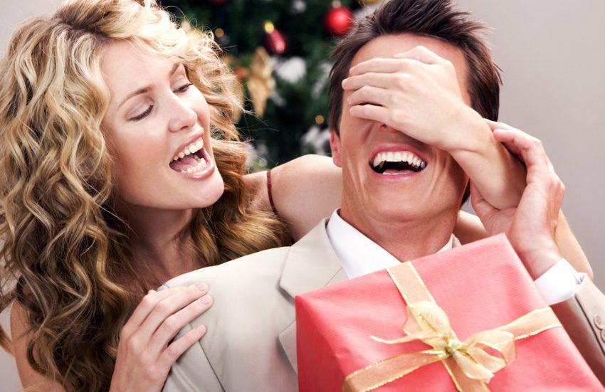 Подарок для мужа на новый год - что подарить