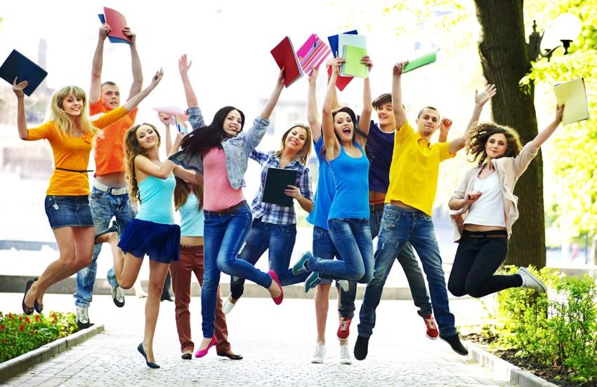Празднование Дня студента в России