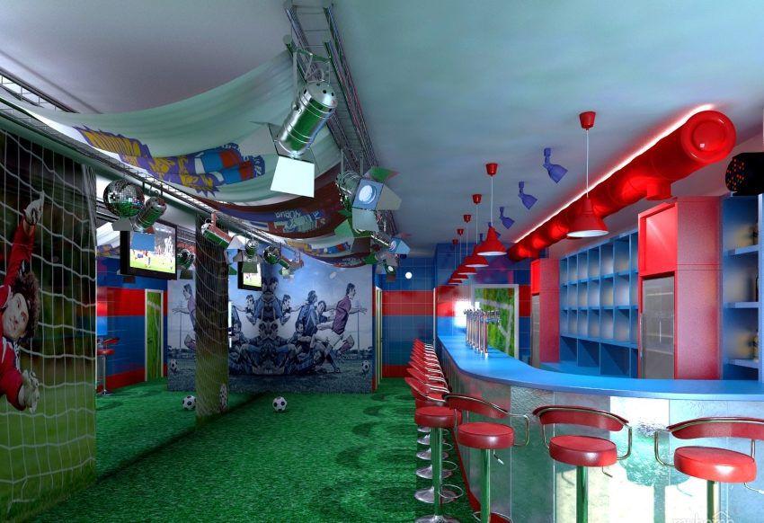 Спорт-бары Саранска