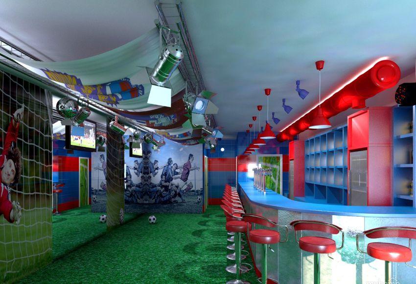 Спорт-бары в Саранске - фото спортивного бара
