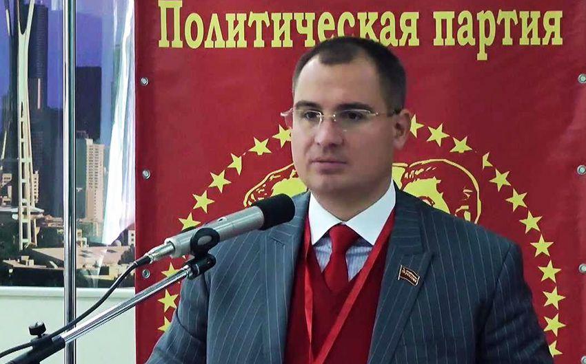 Максим Александрович Сурайкин - кандидат на пост президента РФ в 2018 году