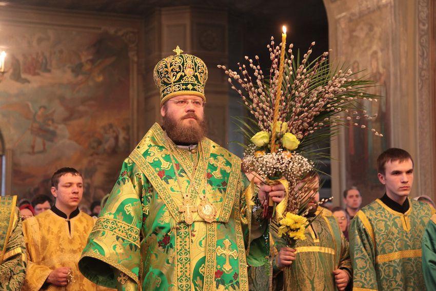 церковная служба в Вербное воскресенье - какого числа празднуют в 2018 году в России