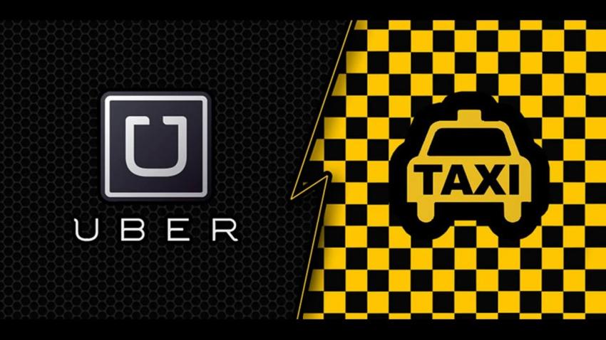 Такси Uber, Самара