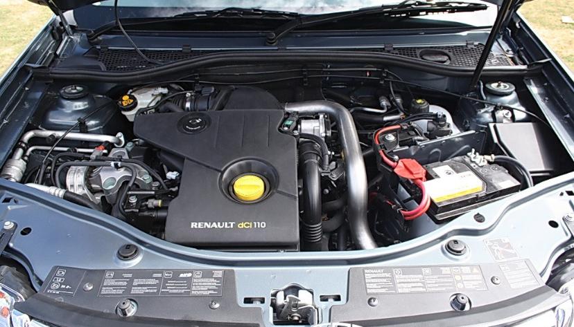 Двигатель Renault Duster 2018 года